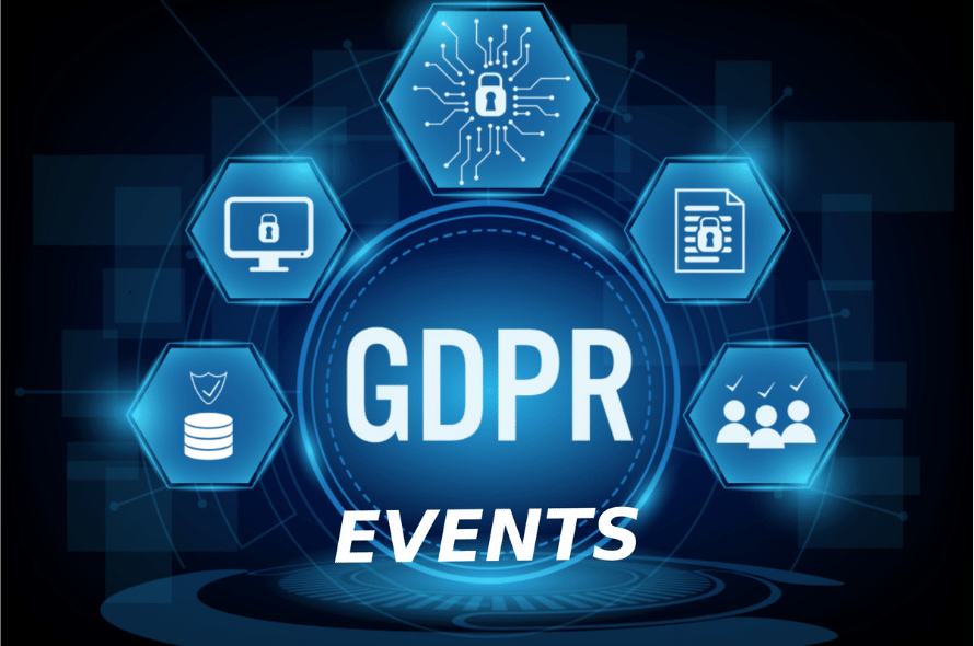 gdpr events