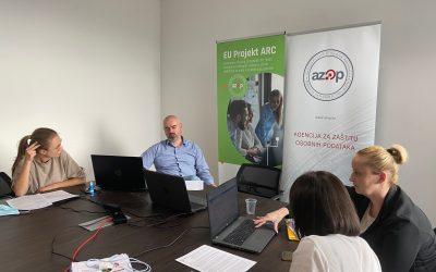 EU ARC online radionica, 17.3.2021., za male i srednje poduzetnike iz Varaždinske županije